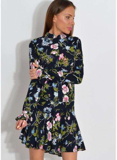 Sukienka z odcięciem