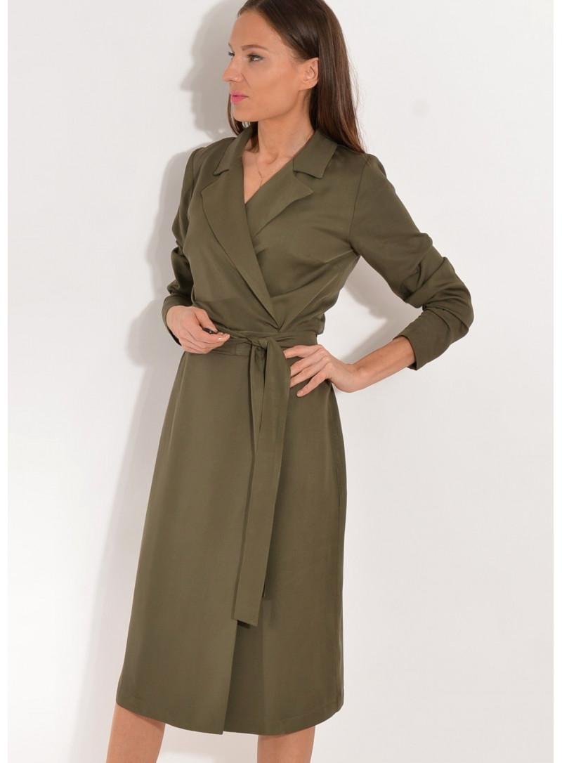 9d990dfd1d sukienka koszulowa w kratę wiskoza polski producent