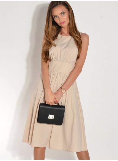 Sukienka Stella z usztywnionym pasem