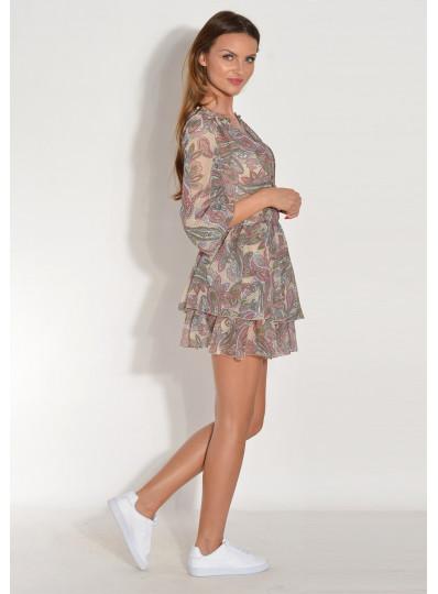 Sukienka szyfonowa Sara