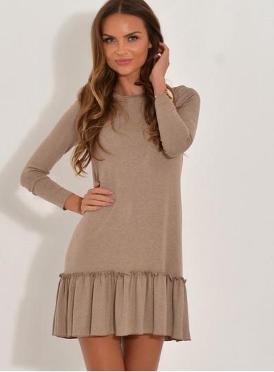 Sweterkowa sukienka Pola
