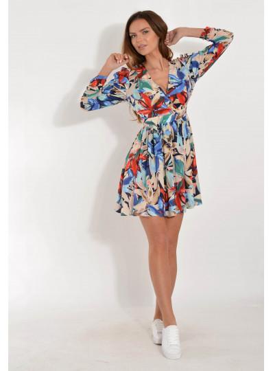 Sukienka Czika w kwiaty