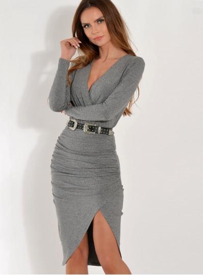 Sukienka dzianinowa Odette
