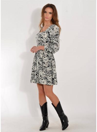 Wiskozowa sukienka Sammy