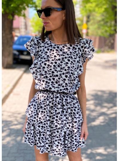 Sukienka Tiffi z wiskozy