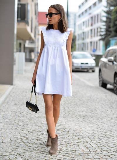 Bwełniana sukienka Marsylla
