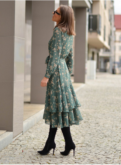 Sukienka asymetryczna Malena