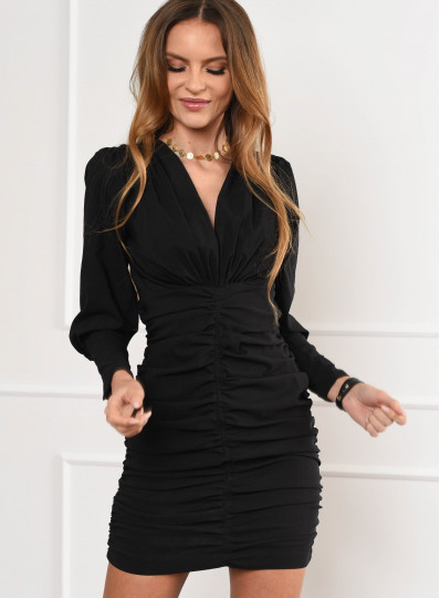 Sukienka drapowana Zoja