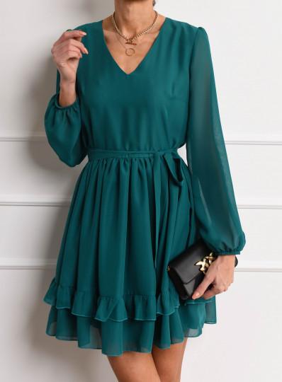 Sukienka szyfonowa Sydney