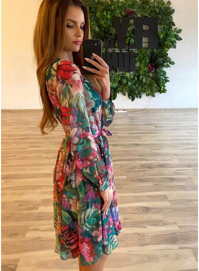 Sukienka Lorna w kwiaty PRZEDSPRZEDAŻ