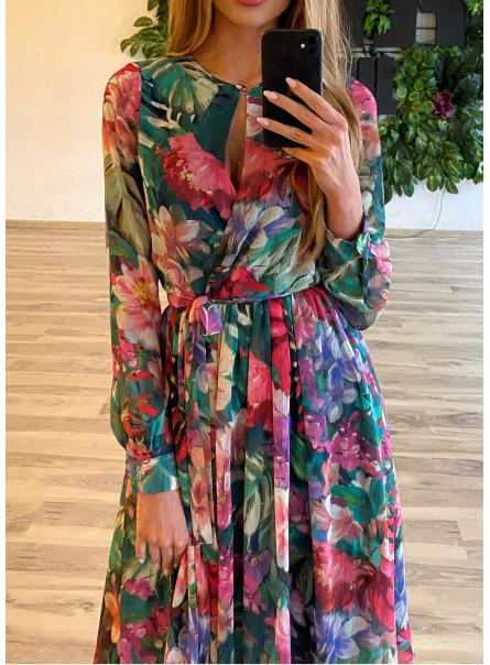 Sukienka Lorna w kwiaty