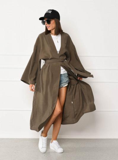 Kimono z paskiem