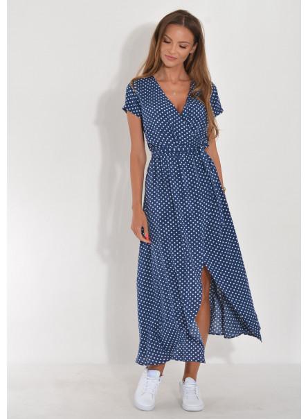 Zakładana sukienka Ines