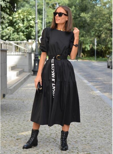 Sukienka Arianna czarna