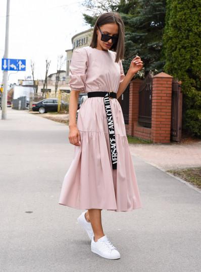 Sukienka Arianna Jasny róż
