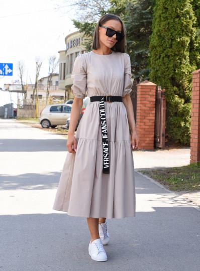 Sukienka Arianna beż