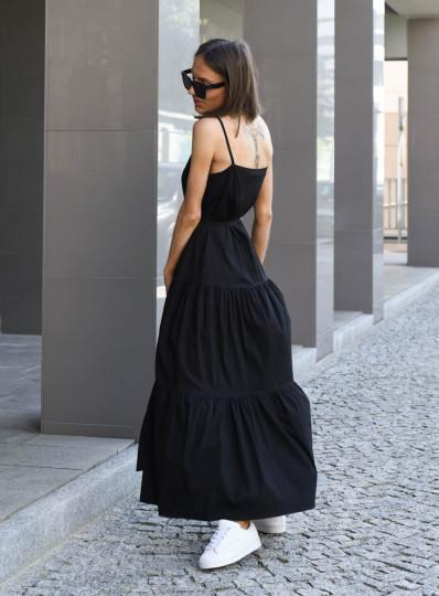 Sukienka Zena na ramiaczkach