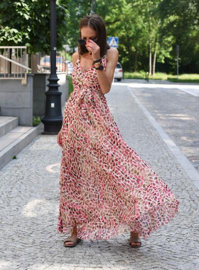 Sukienka Pilar Maxi III