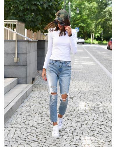 Bluzka Padded biała