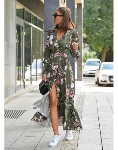 Sukienka Judith w kwiaty