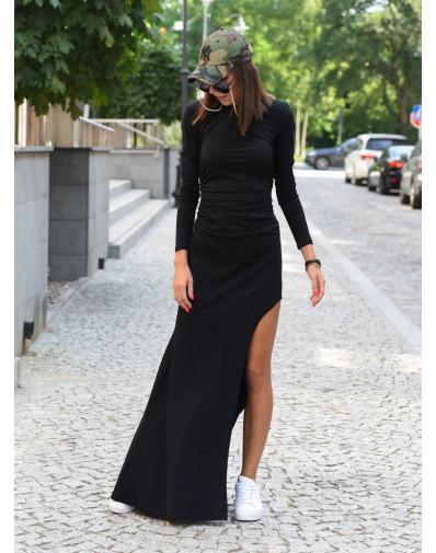Dzianinowa sukienka Cristina