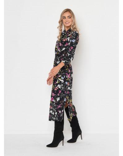 Koszulowa sukienka Flora