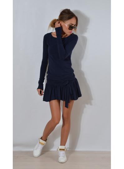 Sukienka Granat