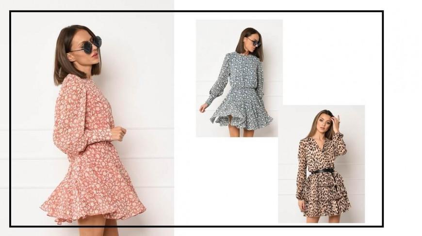 Jakie sukienki wiosenne warto mieć ?